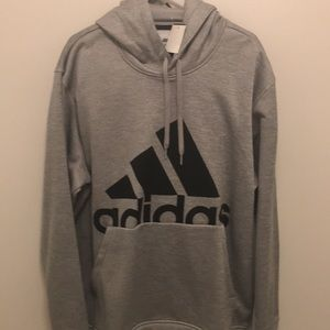 Adidas Fleece hoodie and pants
